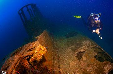 une semaine complète en famille pour découvrir les joies de la plongée sous-marine