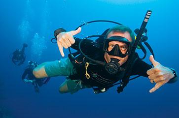 formation plongeur Nitrox en une journée à Port-Cros