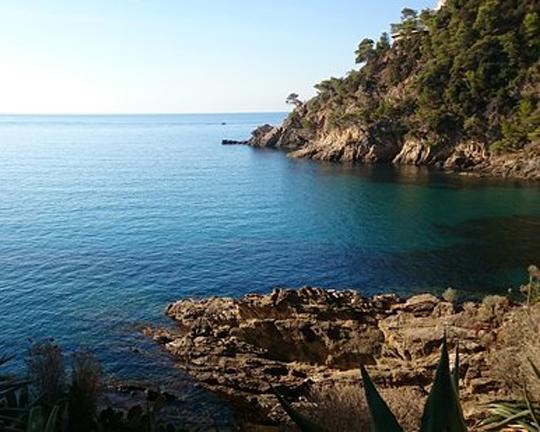 Site de plongée La calanque de la Cron, avec courant faible et site protégé du vent