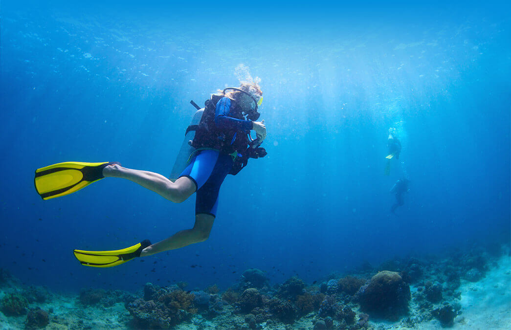 Cours de plongée 37